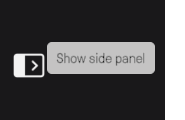 Side-Panel in Pexip